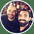Paolo Puggioni e Francesco Carta